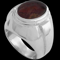 Sterling Silver Pietersite Rings