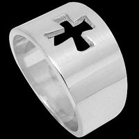 Sterling Silver Religious Rings